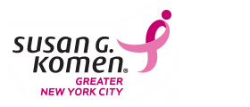SUSAN G KOMEN FOR THE CURE GREATER NEW YORK CITY